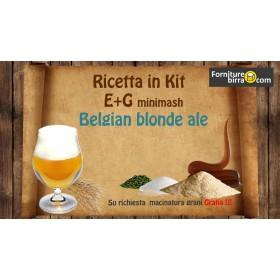 Ricetta in kit E+G  Belgian...