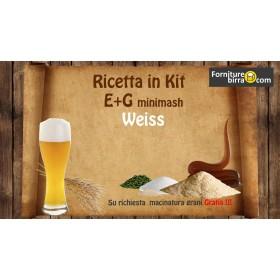 Ricetta in kit Weissbier E+G