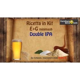 Ricetta in kit E+G Double  IPA