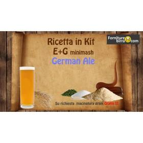 Ricetta in kit E+G  German ALE