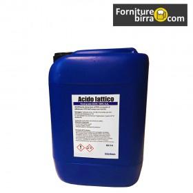 Acido lattico al 80% 5kg