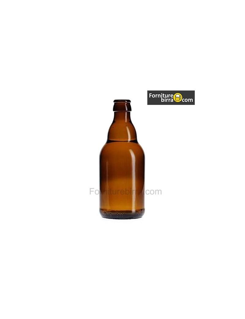 Bottiglia Steinie ambra 33cl 30pezzi