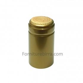Capsula termoretraibile D.34mm oro