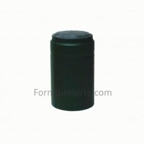 Capsula termoretraibile D.34mm Verde opaco