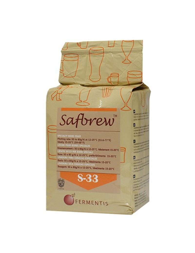 Fermentis Safbrew S 33 gr 11,5
