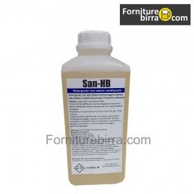 San HB  1000ml Detergente sanificante