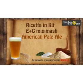 Ricetta in kit E+G American...