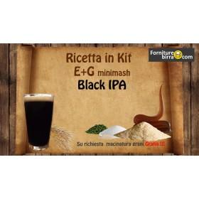 Ricetta in kit E+G Black IPA