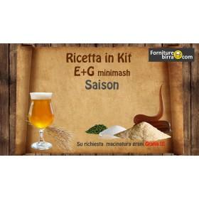 Ricetta in kit E+G  Saison