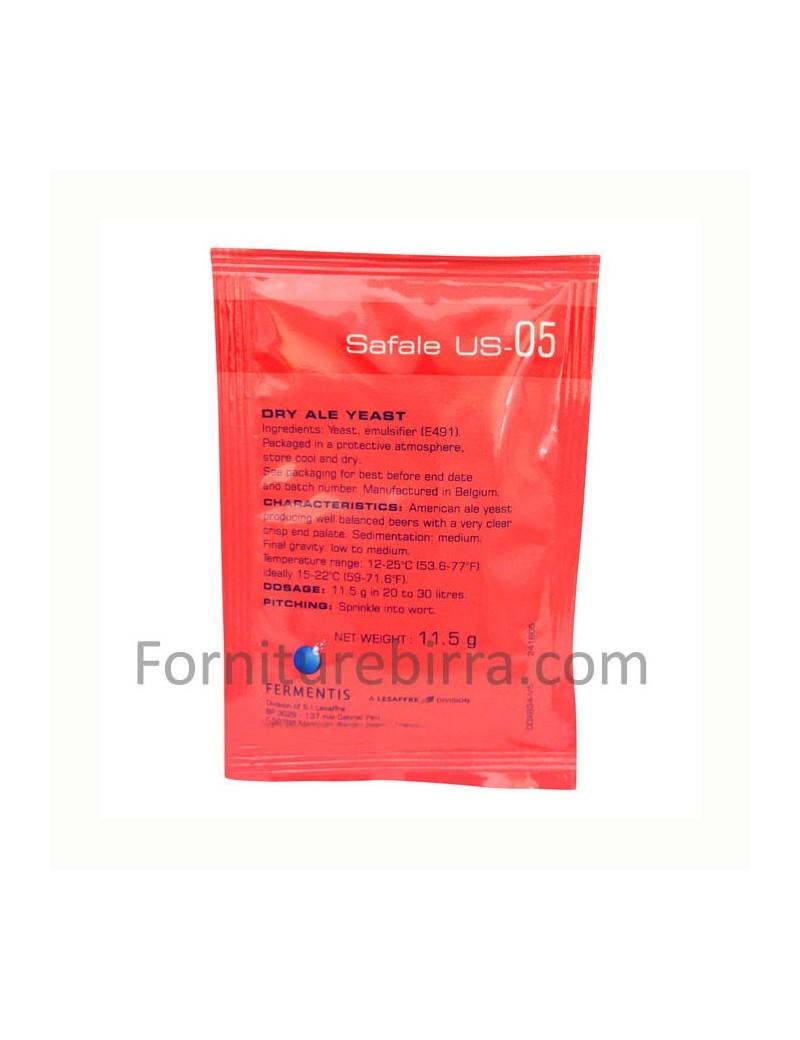 Fermentis Safale US-05 gr 11,5