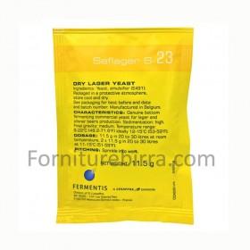 Fermentis Saflager S-23 gr 11,5