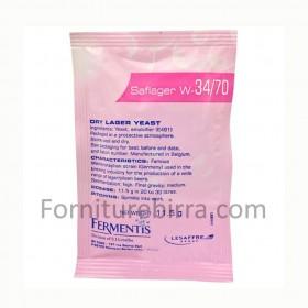 Fermentis Saflager W-34/70 gr 11,5