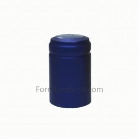 Capsula termoretraibile D.34mm Blu Opaco