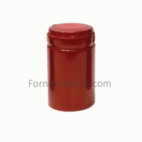 Capsula termoretraibile D.34mm Rosso lucido