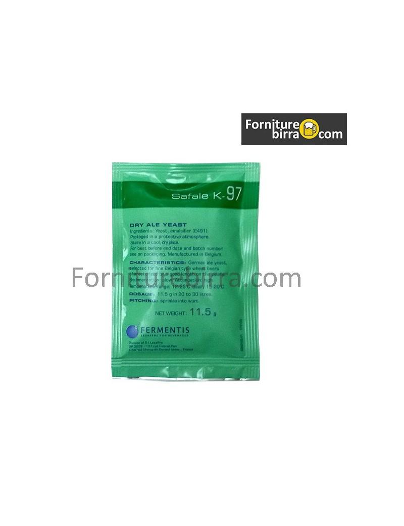 Fermentis Safale K 97 gr 11,5